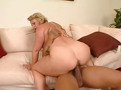 Stunning Summer - Loves Young BBC In Her Butt