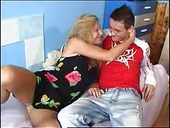 Horny Mom And Boy