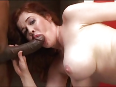 Redhead Mature Milf Anally Fucked By BBC...Kyd!!!