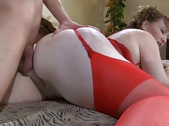 Finished In The Ass Milf