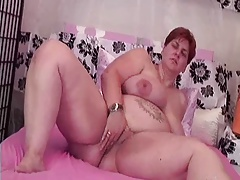 Unforgettable Shorthair-BBW-Milf With Huge Boobs Fucked 2
