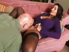 HAIRY BUSTY MILF GETS FUCKED