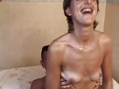 He Films His Wife Having Fun With His Friends !