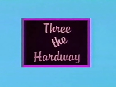 Triple Header - The Hard Way (1986) FULL VINTAGE MOVIE