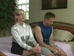 Not His Mother Lets Use Her Body For Sex BVR