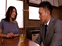 Japanese Mom Seduces Younger Teacher...F70
