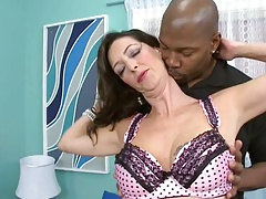 Mature MILF Gets BBC And Cum In Her Pussy
