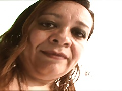 Fat Butt Latin Mature - 102