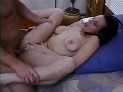 Randi Storm--Older Brunette Milf Takes It Up The Ass