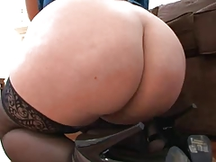 Bbw Chubby And Huge Saggy Tits18anal