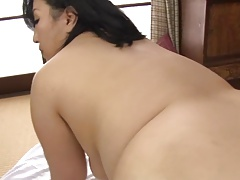 Japanese BBW Mama Want Young Cock Part 2