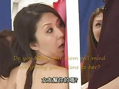 Japanese Mother Gameshow Part 1 ENGLISH SUBTITLES